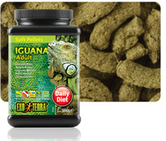 Alimento Blando Exo-Terra para Iguanas Adultas