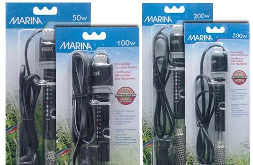 Calentadores Marina para Acuarios