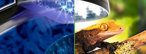 Pantalla LED Exo-Terra Day & Night