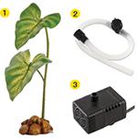Exo-Terra Dripper Plant - Qué incluye