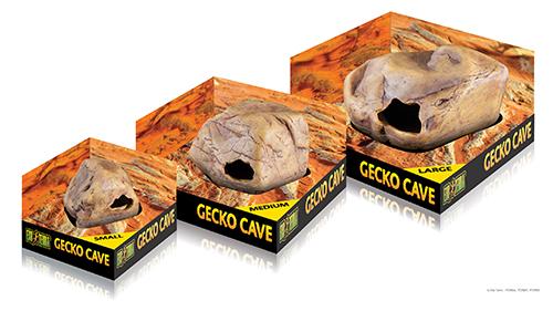 Exo-Terra Gecko Cave