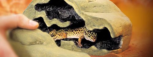 Exo-Terra Reptile Den