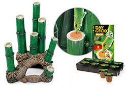 Exo-Terra Kit de Terrario Bosque de Bambú