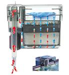 Control de flujo de los filtros AquaClear