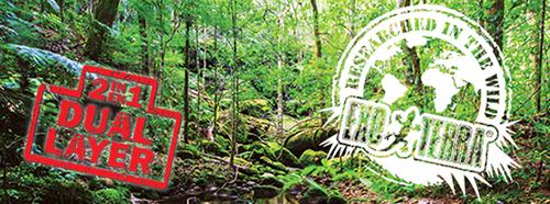 Sustrato natural Exo-Terra Equatorial Forest Floor para terrarios