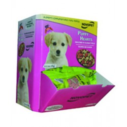 NovoPet Puppy Hearts - Golosinas para cachorros de perro