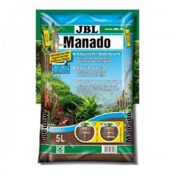 JBL Manado 5L - Sustrato natural para acuarios de agua dulce