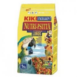 KiKi Excellent Nutri-Psitta - Alimento para Loros
