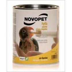 Papilla NovoPet para Cotorras y Loros pequeños