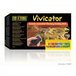 Exo-Terra Vivicator - Comedero para Reptiles