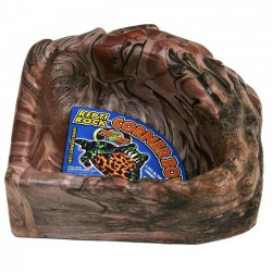 Bebedero de esquina para terrarios - Zoo Med Repti Rock Corner Bowl