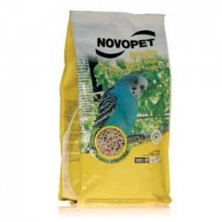 Alimento NovoPet para Periquitos