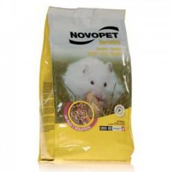 Alimento NovoPet para Hamsters