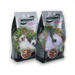 Alimento NovoPet Optima para Conejos