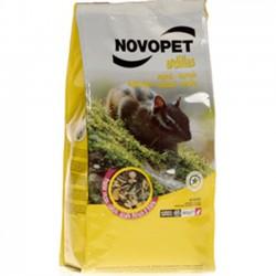 Alimento NovoPet para Ardillas