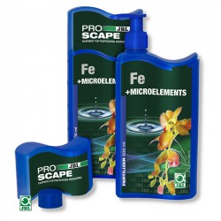 JBL ProScape Fe Microelements - Abono para acuarios plantados