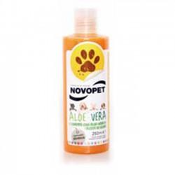 Champú Novopet con Aloe Vera y Aceite de Oliva para Perros
