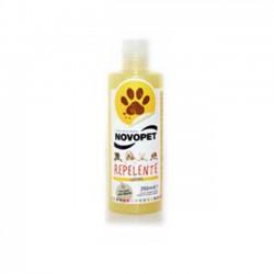 Champú Novopet para Perros Repelente de Insectos