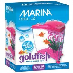 Marina GoldFish Kit de 10 litros - rosa