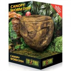 Exo-Terra Canopy Worm Dish - comedero para reptiles