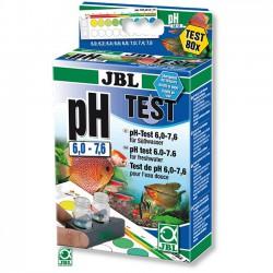 JBL pH Test 6,0-7,6 - test de pH del agua del acuario
