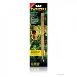 Exo-Terra Tweezers Pinzas de Madera de Bambú