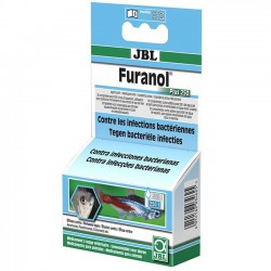 JBL Furanol Plus 250 - medicamento para peces