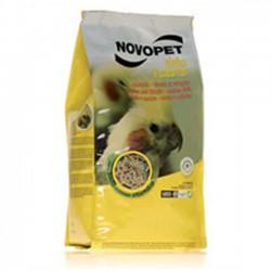 Alimento Novopet para Ninfas y Cotorras