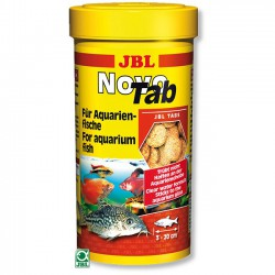 JBL NovoTab - alimento para peces de agua dulce