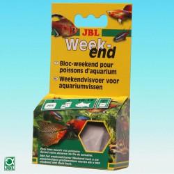 JBL Weekend - alimento para peces de agua dulce