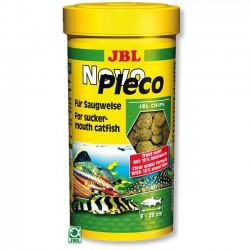 JBL NovoPleco - alimento para peces de fondo de acuario