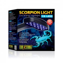Exo-Terra Scorpion Light - pantalla LED de luz nocturna
