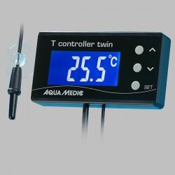 AquaMedic T Controller Twin - control de temperatura para acuarios