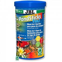 JBL PondSticks 4in1 - comida para peces de estanque