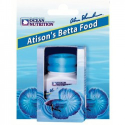 Atison's Betta Food 15gr - alimento para peces Betta Splendens