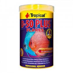 TROPICAL D-50 Plus Flakes - comida para peces disco