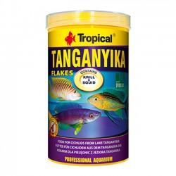 TROPICAL TANGANYIKA Flakes - comida para peces cíclidos de Tanganika