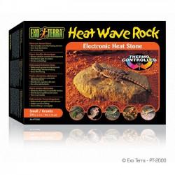 Exo-Terra Heat Wave Rock pequeña - piedra térmica para reptiles