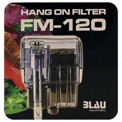 BLAU Hang On Filter FM-120 - filtros de mochila para nano acuarios