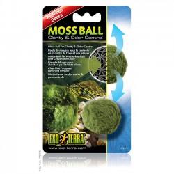 Exo-Terra Moss Ball - bola de musgo filtrante para terrarios
