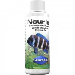 Seachem Nourish - vitaminas para peces ornamentales de agua dulce