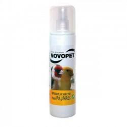 Repelente de Insectos Novopet para Pájaros - 200ml