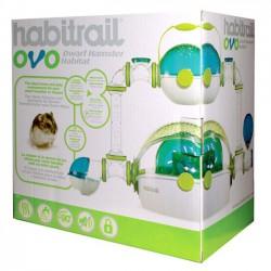 Habitrail Ovo Mini - jaula para hámsters