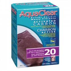 Carbón Activo para AquaClear 20