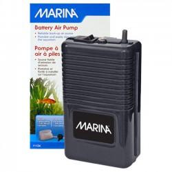 Marina Compresor de Aire a Pilas