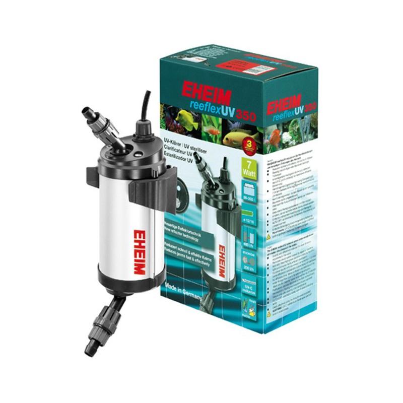 EHEIM reeflexUV 350 - lámpara germicida para acuarios