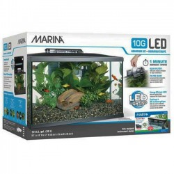 Acuario Marina LED 10G de 38 litros