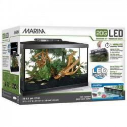 Acuario Marina LED 20G de 75 litros