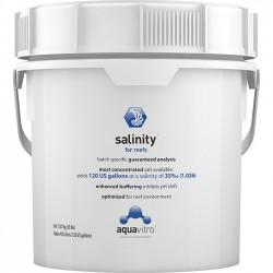 Aquavitro Salinity - sal para acuarios marinos de arrecife