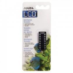 Termómetro Marina LCD para Acuarios